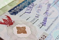 Thai Business Visa Image