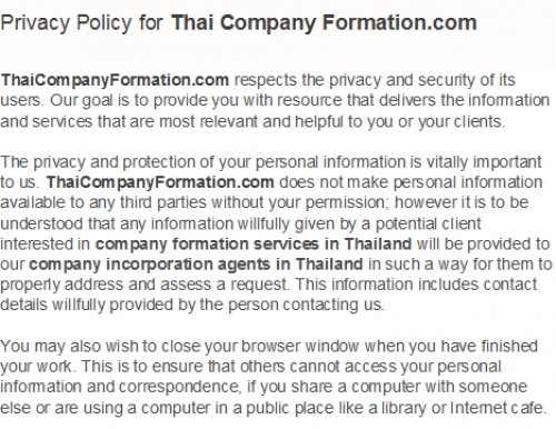 Privacy-Policy-for-Thai-Company-Formation