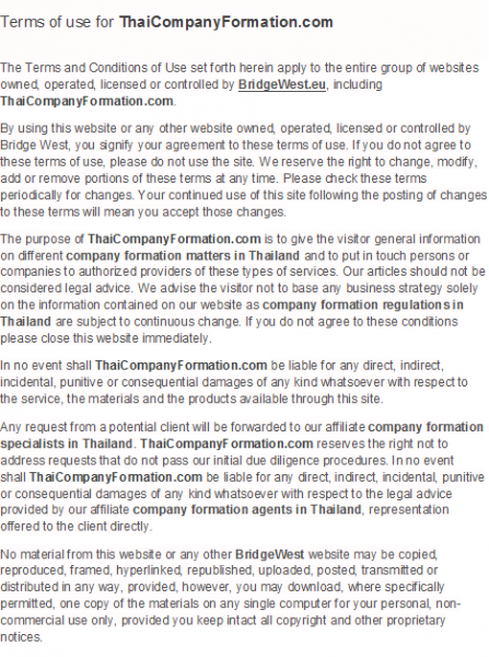 Terms-of-use-for-Thai-Company-Formation